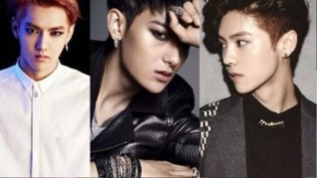 Kris, Tao và Luhan lần lượt rời nhóm, gây sốc cho cộng đồng fan.