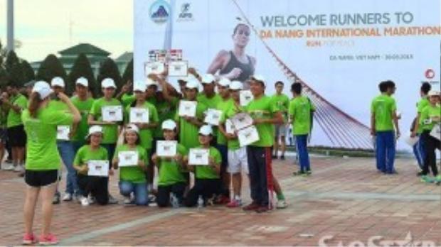 Rất nhiều cơ quan tổ chức cũng tham gia cuộc thi.