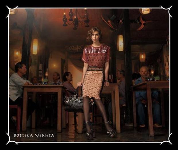 Việt Nam đẹp như tranh trong bộ ảnh thời trang quốc tế