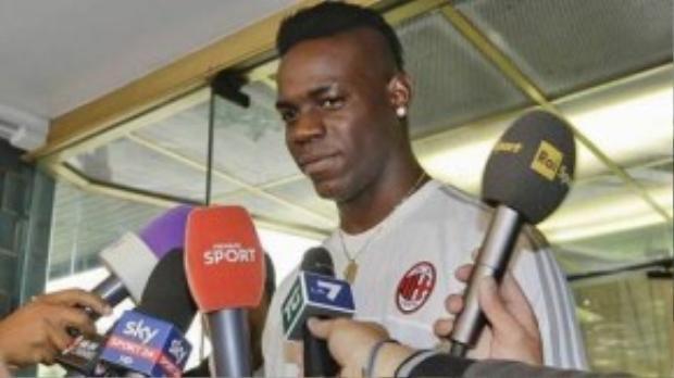Baltelli sẽ thay đổi tốt hơn trong mùa bóng mới cùng Milan?