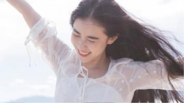 Zhang nổi tiếng cách đây vài năm nhờ những bức ảnh tự chụp đăng trên mạng.