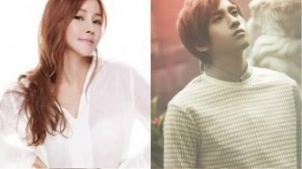 Làng nhạc Kpop vừa xôn xao về thông tin nữ ca sĩ 43 tuổi Mina thừa nhận hẹn hò bạn trai kém 17 tuổi Ryu Philip - thành viên nhóm SoREAL. Giọng ca sinh năm 1972 đã có 13 năm trong nghề, còn bạn trai chỉ mới gia nhập Kpop từ tháng 3/2014. Cả hai gặp nhau tại bữa tiệc của một người bạn chung hồi tháng 6 và nhanh chóng phải lòng nhau dù khoảng cách lớn về tuổi tác.