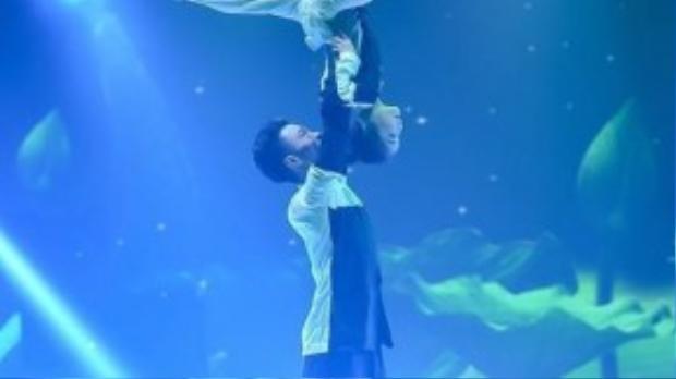Màn biểu diễn xuất thần của Yến Trang.