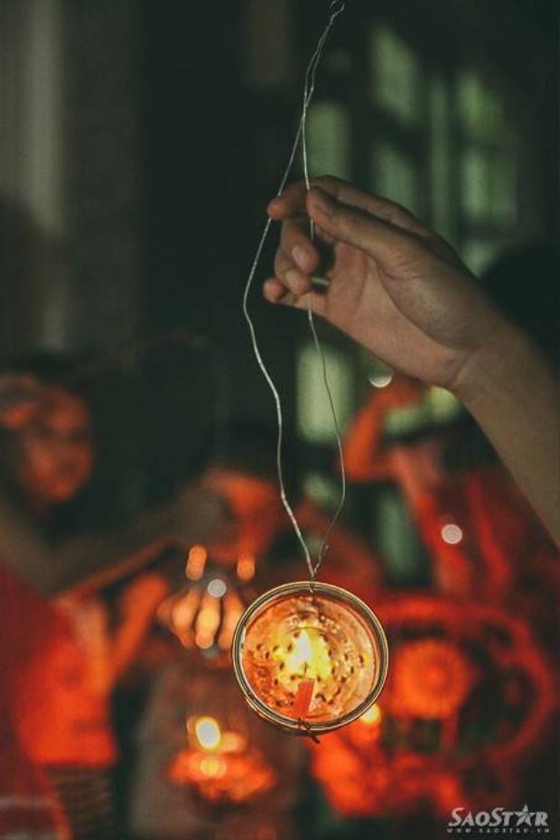 Trung thu và những ký ức về chiếc lồng đèn tự chế