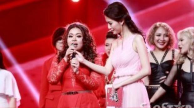 Kết quả đội Đàm Vĩnh Hưng, Vicky Nhung tiếp tục nhận được bình chọn cao nhất. Tố Ny được Đàm Vĩnh Hưng chọn và Bảo Trâmdừng cuộc chơi.