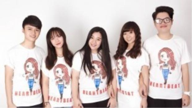 """Lần đầu tiên, 5 trò cưng của """"họa mi tóc nâu"""" tại Giọng hát Việt bước ra sân khấu lớn để thể hiện những ca khúc mới được tập luyện suốt thời gian qua."""