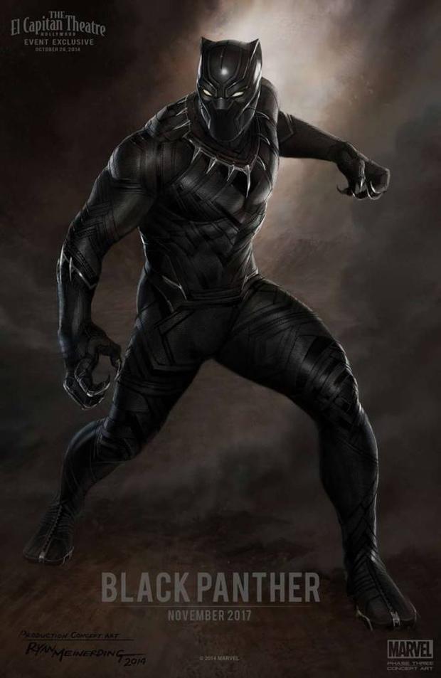 Xác nhận phe phái siêu anh hùng trong Captain America 3