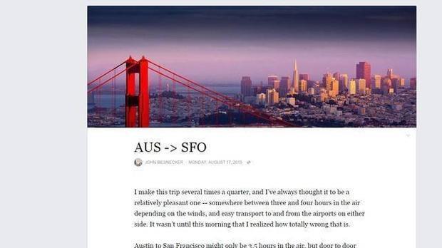 Facebook Notes thử nghiệm tính năng mới: tuyên chiến với nền tảng blog Medium