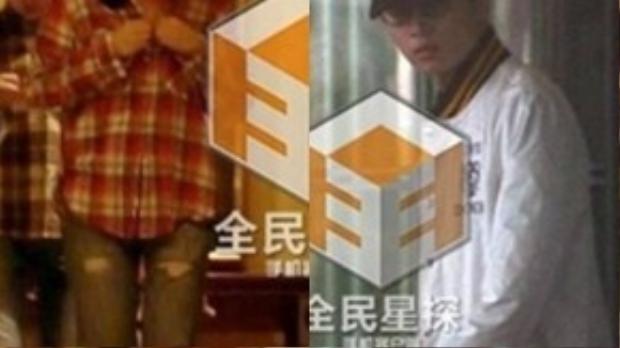 Cặp đôi Trần Nghiên Hy và Trần Hiểu rời khách sạn cùng lúc. Họ ở chung phòng.