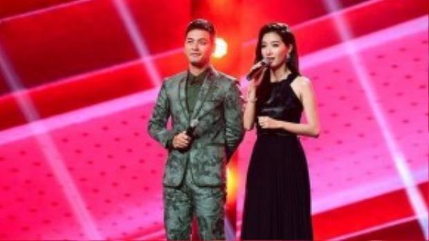 MC Phan Anh và Mỹ Linh tiếp tục đảm nhận vai trò dẫn dắt chương trình.