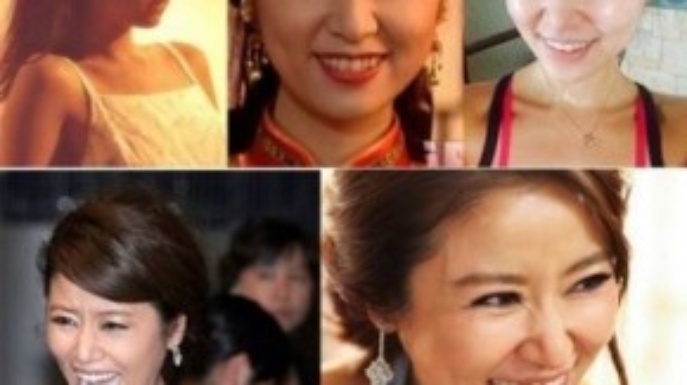 """Nụ cười rạng rỡ năm xưa và vẻ đẹp """"tàn úa"""" hiện nay của Lâm Tâm Như."""