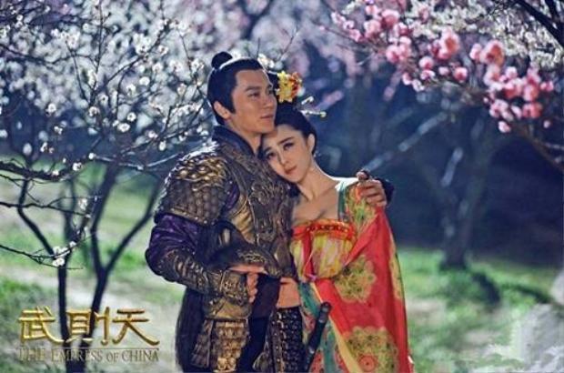 Phạm Băng Băng đã có cơ hội cặp kè với người yêu trong phim