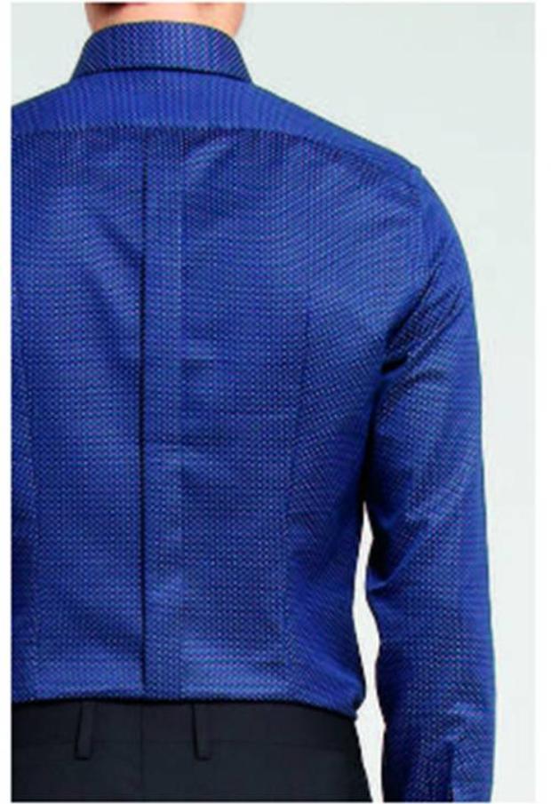 7 chi tiết nhận diện một chiếc áo sơ mi nam cao cấp