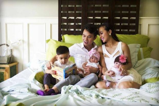 Tình cũ Đan Trường gây sốc vì đã có chồng và 3 con