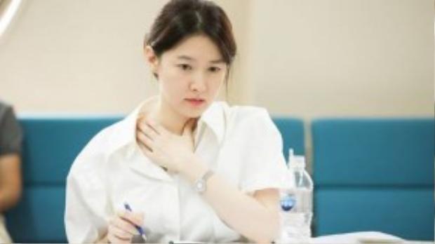"""""""Nàng Dae Jang Geum"""" có chút hồi hộp và lo lắng vì 10 năm vắng bóng trên màn ảnh nhỏ."""