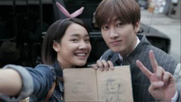 Eunhyuk, thành viên ban nhạc nổi tiếng Super Junior là khách mời trong phim.