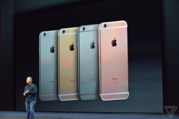 Phấn khích với iPhone 6s và iPhone 6s Plus màu vàng hồng