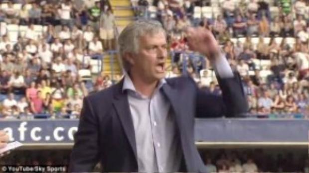 Mourinho sẽ phải ra tòa do sự tức giận của chính mình.