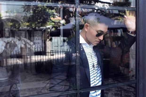 Nguyễn Hồng Ân gây bất ngờ với hình ảnh chuẩn men