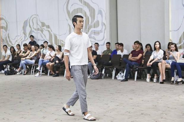 Những gương mặt nổi bật tại buổi casting Vietnam International Fashion Week 2015