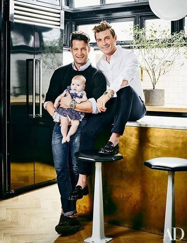 Ngắm căn nhà siêu sang chảnh của cặp đôi thiết kế đồng tính điển trai