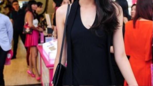 Mai Giang - Quán quân Vietnam's Next Top Model 2012.