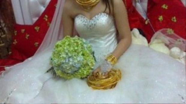 Ai nấy đều choáng với đám cưới xa xỉ của cặp đôi này.