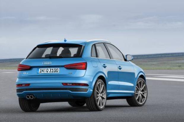 Audi sẽ mang xe Q3 mới đến Triển lãm Ô tô Quốc tế Việt Nam 2015