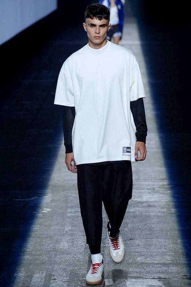Alexander Wang mang phong cách đường phố lên sàn diễn New York