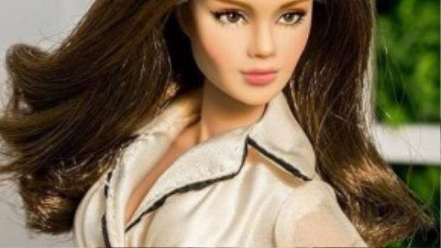 Khác với nét tươi trẻ trong các bức ảnh, Lâm Gia Kỳcó vẻ là thí sinh có tính cách điềm đạm nhất trong top 10. Theo đánh giá của các chuyên gia tại nhà chung, Gia Kỳ rất có năng khiếu trong việc trang điểm, tuy nhiên cô cần dành nhiều thời gian hơn cho việc chăm sóc tóc.