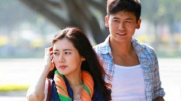 Choo Ja Hyun công khai hẹn hò Vu Hiểu Quang.