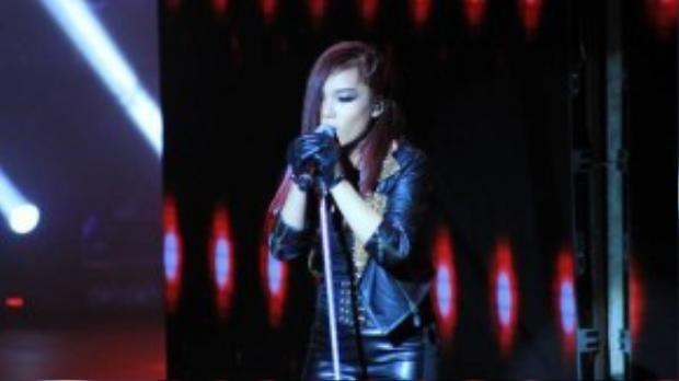 Quấn quân Giọng hát Việt 2013 Vũ Thảo My sẽ quay trở lại với tư cách khách mời.