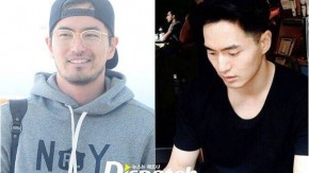 """Bạn trai cũ của Choi Ji Woo - Lee Jin Wook như lột xác khi anh để râu, đeo kính ra sân bay. Khi """"mày râu nhẵn nhụi"""", Lee Jin Wook trông trẻ trung hơn rất nhiều."""