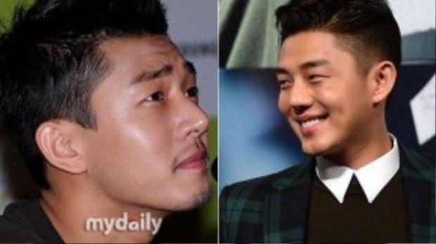 Râu ria cũng khiến Yoo Ah In già đi trông thấy. Trong bộ phim mới The Thrones, nam diễn viên 28 tuổi phải nuôi râu rậm.