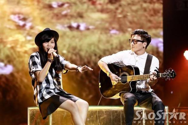 Thảo Hồ tái xuất Giọng hát Việt nhí bằng hit của Sơn Tùng M-TP