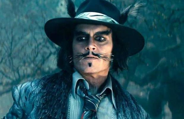 Những màn hóa thân ấn tượng nhất trong sự nghiệp của Johnny Depp