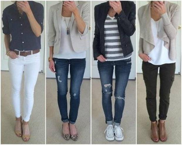 5 lỗi trang phục cần ngó trước ngó sau khi ra đường