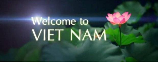 Non sông gấm vóc đẹp ngỡ ngàng trong clip 'Welcome to Vietnam'