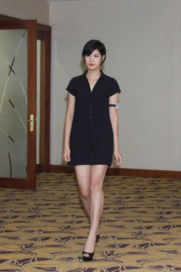 Hoàng Anh Tú Next Top tham gia casting tuần lễ thời trang Việt Nam 2015
