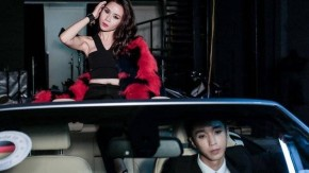 MV Get High đánh dấu sự kết hợp của cô cùng nhóm St.319 và trưởng nhóm Aiden - người đảm nhận vai trò đạo diễn.