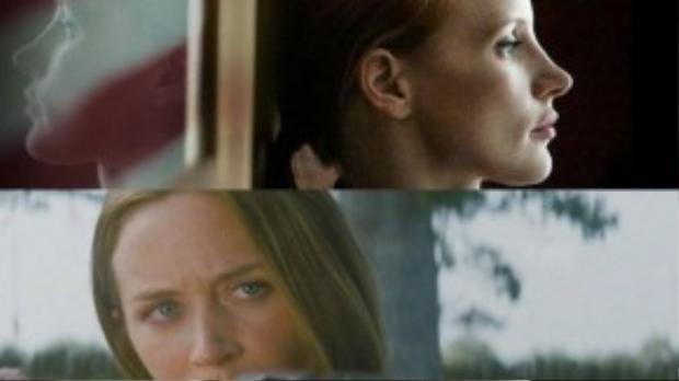 Jessica Chastain cũng từng là ứng cử viên mạnh nhất tại giải Oscar 2013.