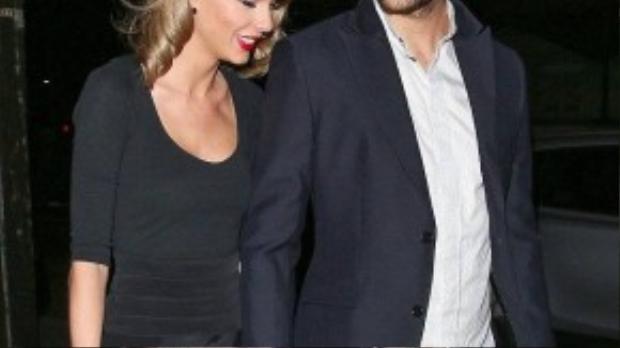 Cặp đôi Taylor Swift - Calvin Harris bị đồn sắp đính hôn.