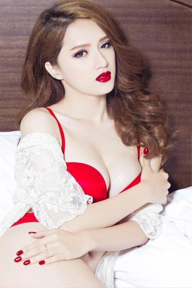 Hương Giang Idol và hành trình lột xác ngoạn mục
