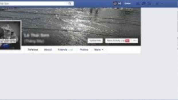 Facebook chập chờn không thể tải hết sau khi truy cập thành công.