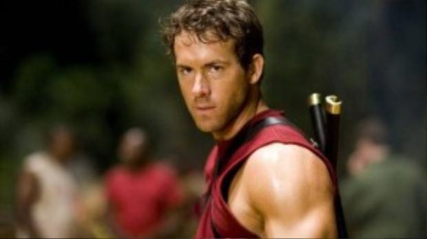 Chán làm Green Lantern, Ryan Renolds gia nhập hội siêu anh hùng của Marvel trong vai Deadpool.