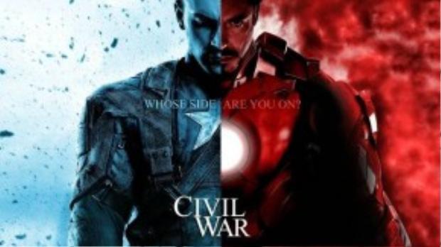 Phần 3 của series Captain America có khả năng mang về hơn 1 tỉ USD doanh thu.