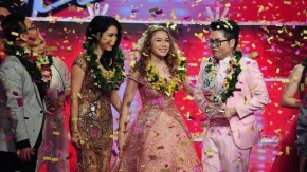 Chiếc váy mullet dáng xòe bồng bềnh trong đêm Gala trao giải Giọng hát Việt 2015 một lần nữa khẳng định thật sự phong cách thời trang của Mỹ Tâm đang có những bước chuyển mình tích cực. Hi vọng sau chương trình, nữ ca sĩ sẽ tiếp tục duy trì phong độ ổn định như hiện nay.