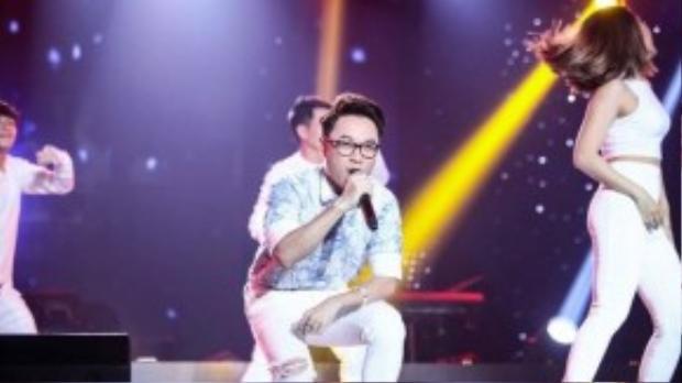Ở liveshow Bài hát Việt tháng 9, 3 ca khúc ấn tượng của 3 tác giả trẻ Phạm Toàn Thắng, Vũ Cát Tường và Nguyễn Đức Cường.