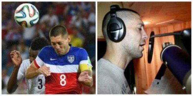 Những ngôi sao bóng đá hát không thua ca sĩ chuyên nghiệp