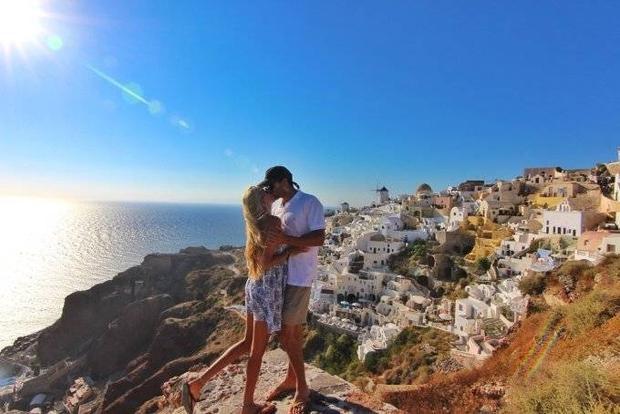 Ganh tị với loạt ảnh du lịch tuyệt đẹp của cặp đôi người Mỹ